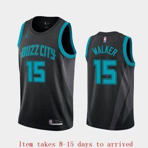 Charlotte Hornets Kemba Walker City Jersey